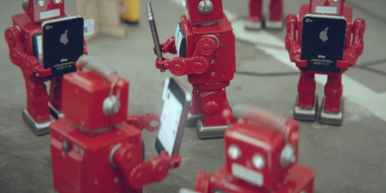Tecnología Creativa a Prueba de idiotas